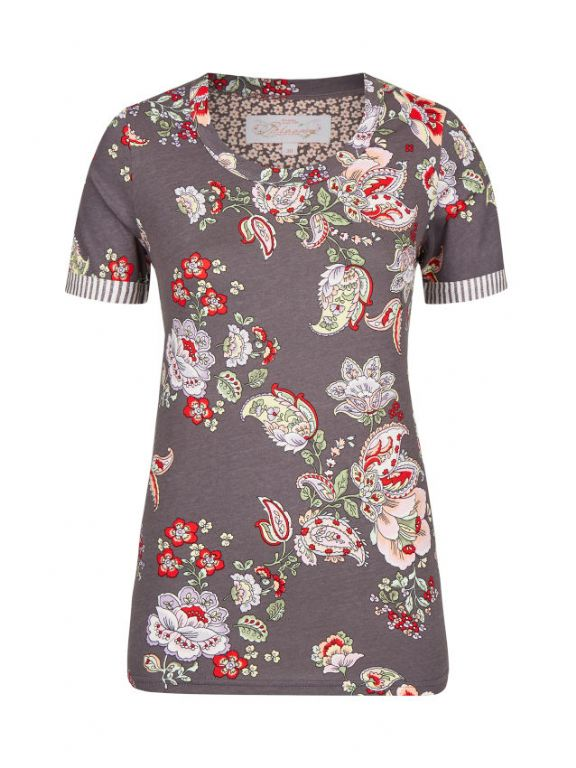 Floral Print Sleepshirt 0251411