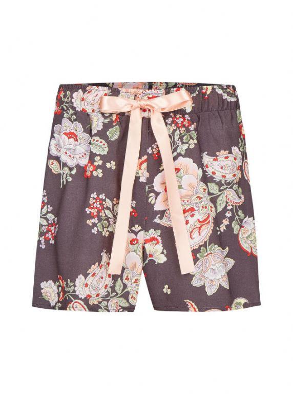 Floral Print Shorts 0256505
