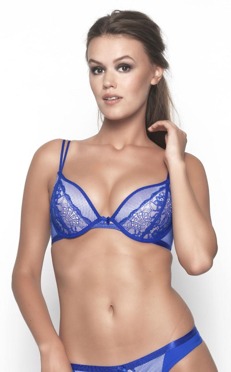Afra Push Up Bra Lace/Mesh 10.07.6006