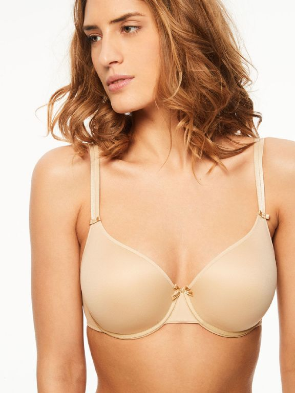Basic Invisible Memory Foam T-Shirt Bra 1241