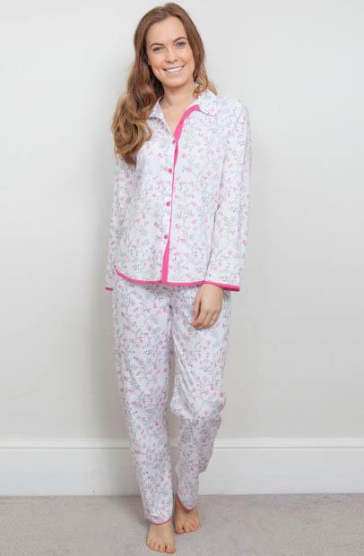 Erica Woven Pyjama Set 3801/3802
