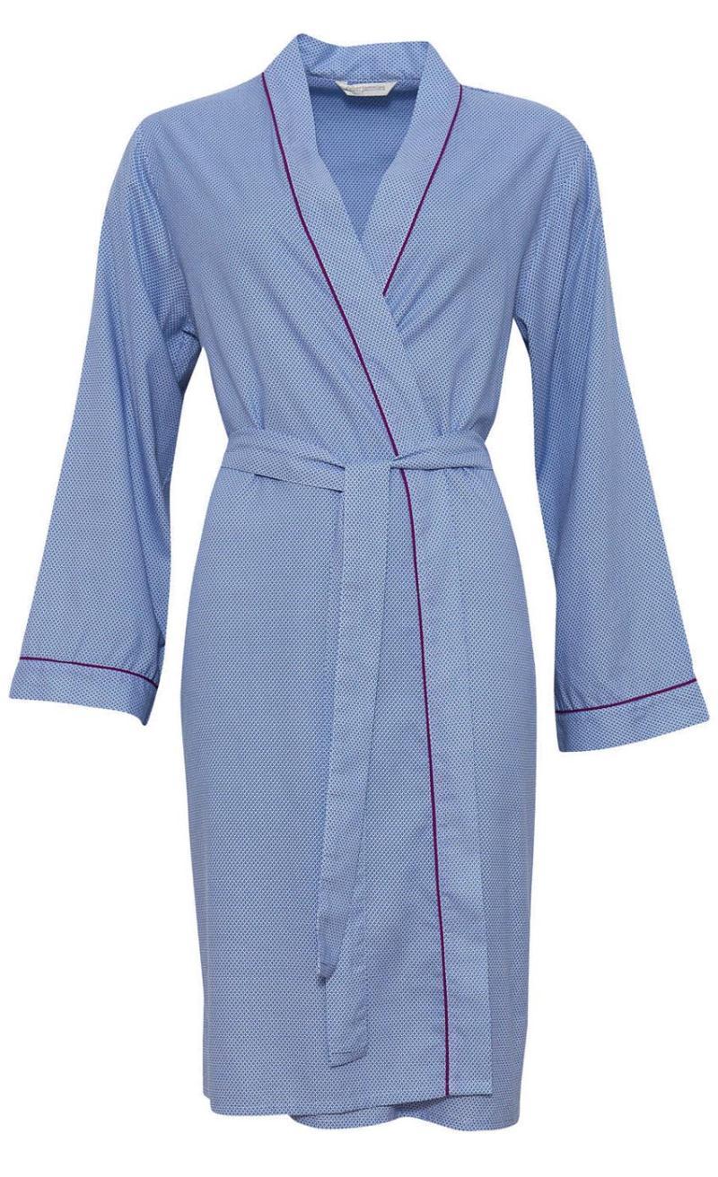 Florence Geo Print Short Robe 3648