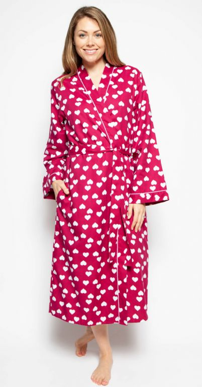 Susie Long Robe 4222
