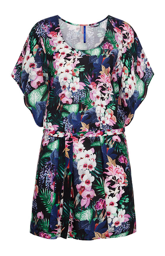 Tropicana Beach Dress 810434