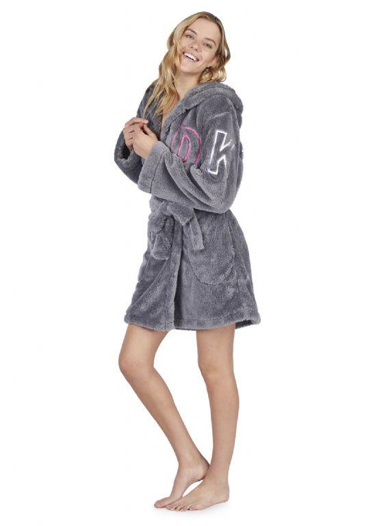 Hooded Short Robe 2519328