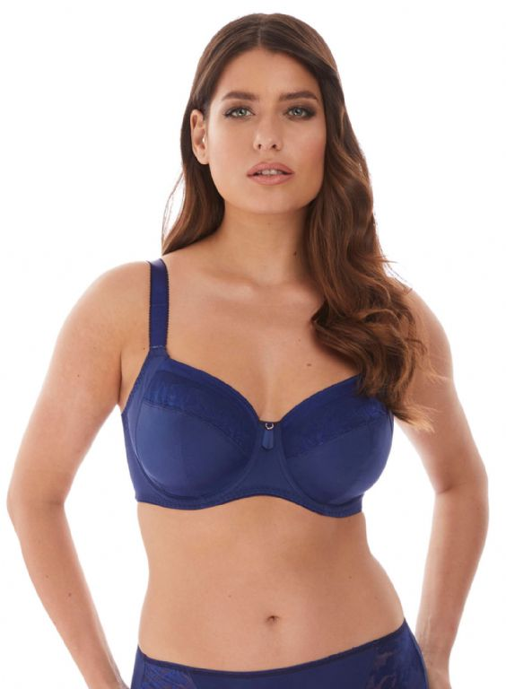 Illusion Underwire Side Support Bra 2982