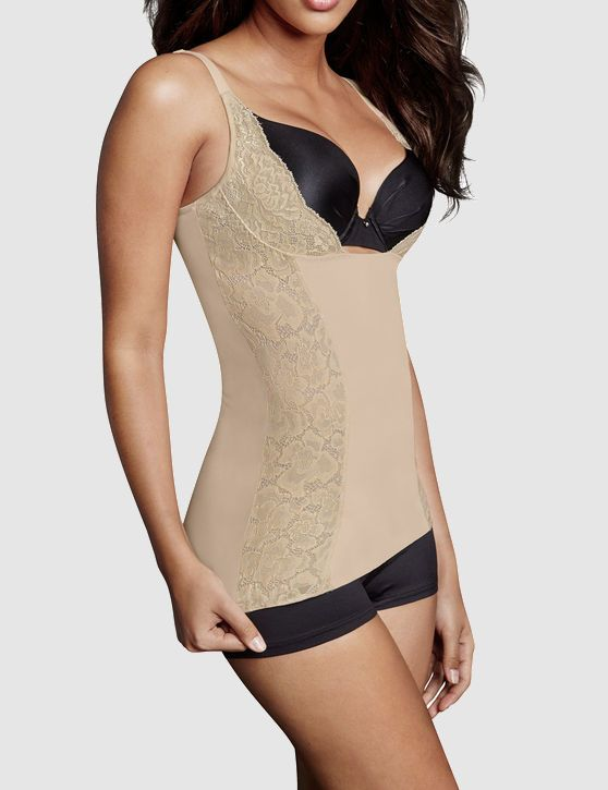 Firm Foundations Wear Your Own Bra Torsette DM5002