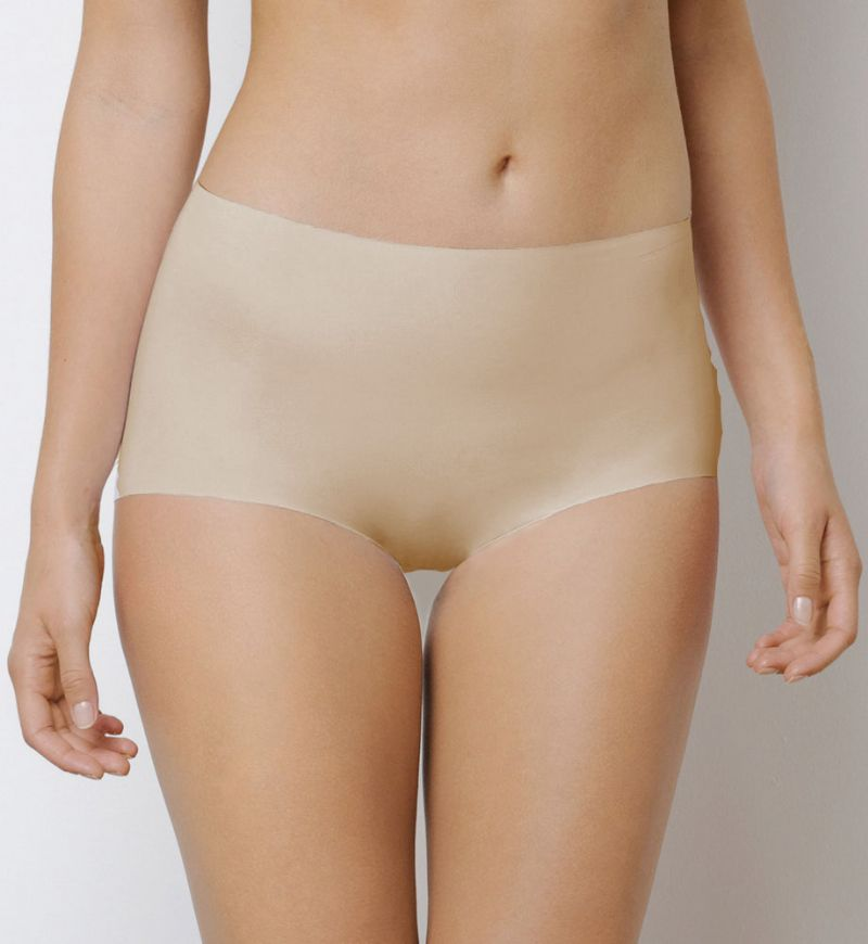 Mes Vanities High Cut Seamless Panty 3106