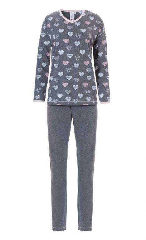 Love Pyjama Set 21192-410-2