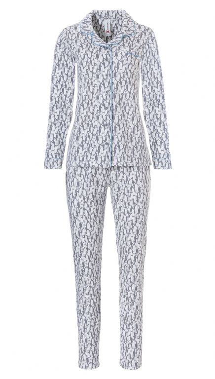 Penguin Pyjama Set 21192-445-6