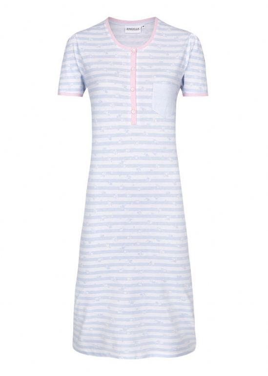 Button-Up Nightdress 0211031