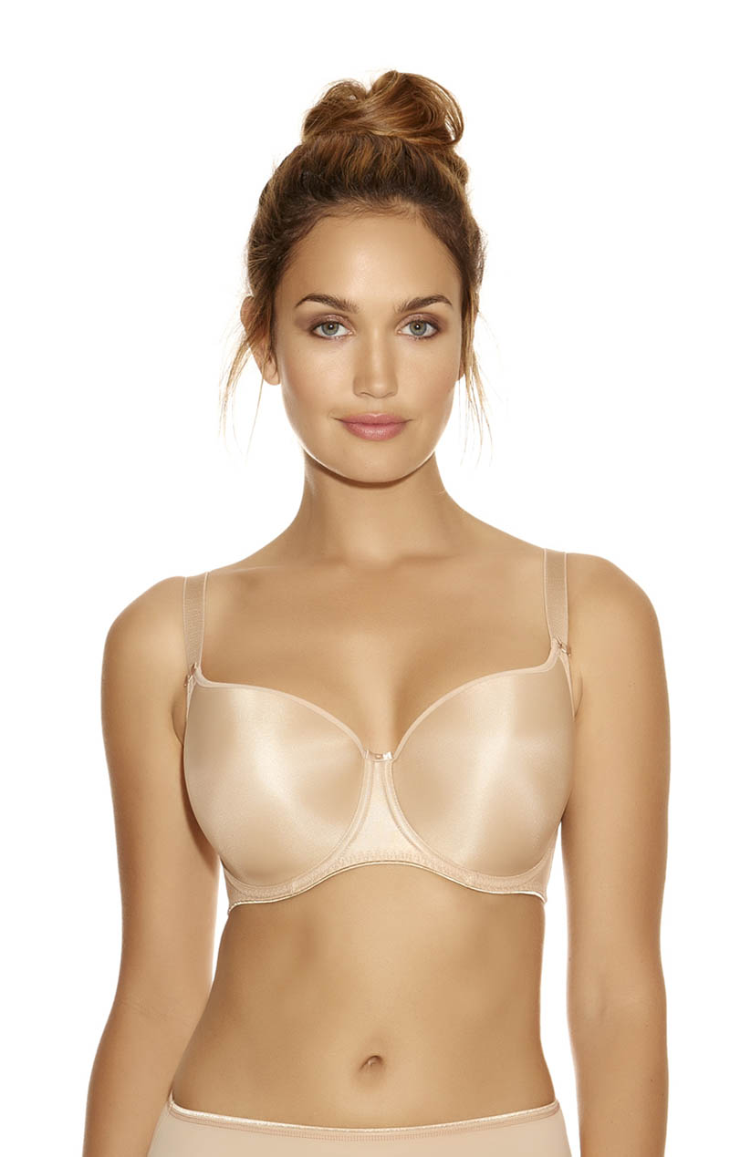 Smoothing Underwired Moulded T-shirt Bra 4510