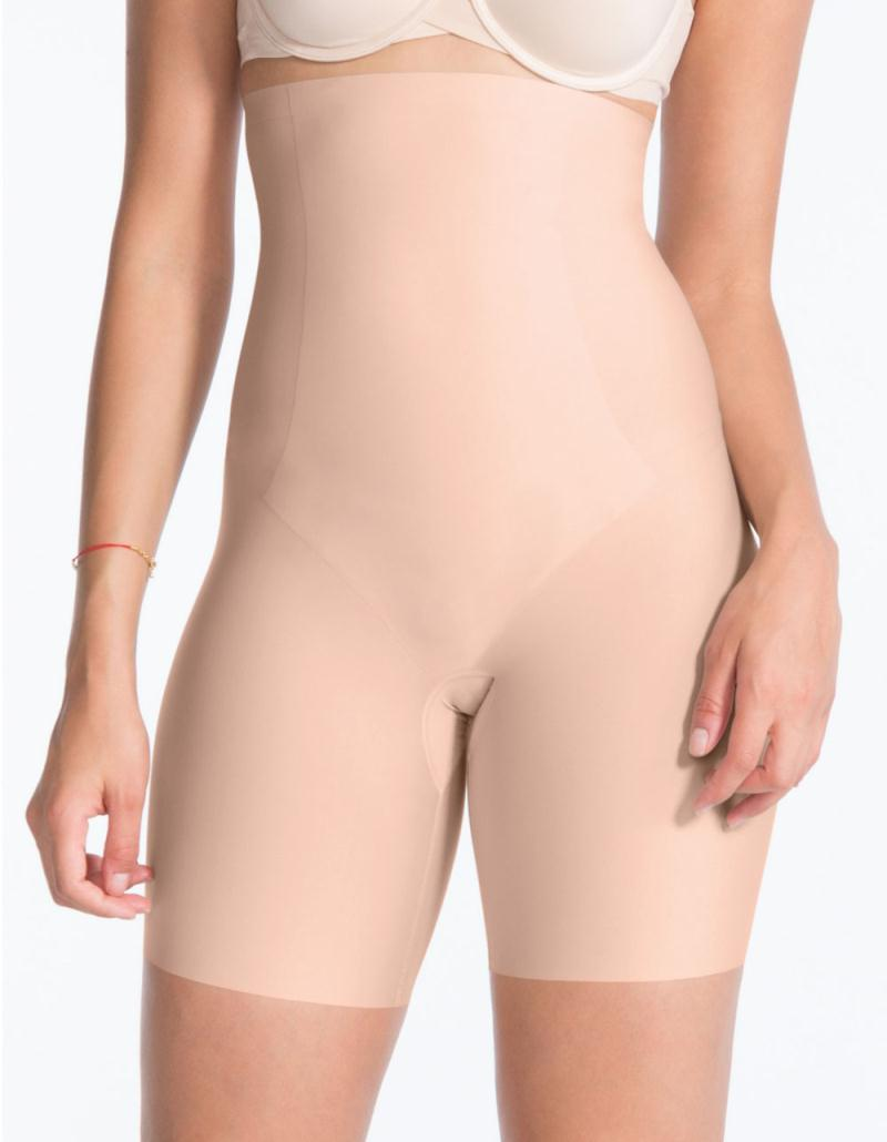 Thinstincts High-Waisted Mid-Thigh Short 10006R