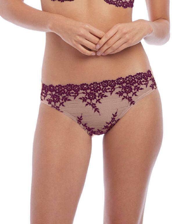 Embrace Lace Bikini-style Brief WA064391