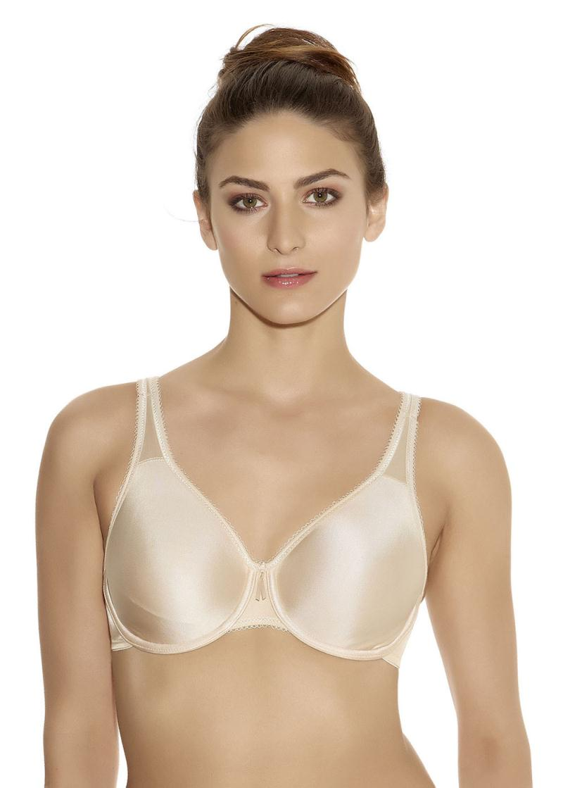 Basic Beauty Full Figure Underwire Bra WA855192