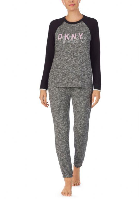 Name Drop Top & Jogger Pyjama Set Y2922414