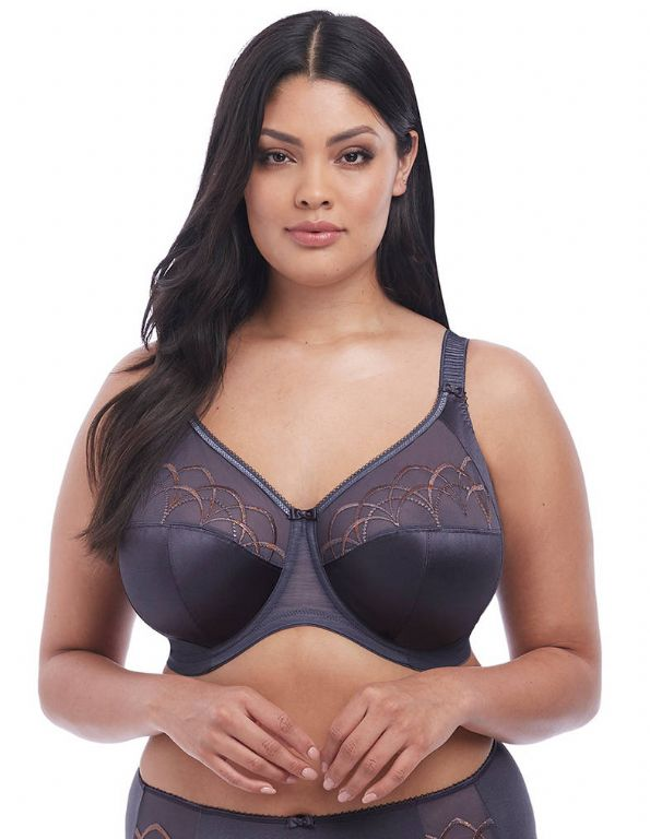 Cate Underwired Full Cup Banded Bra 4030