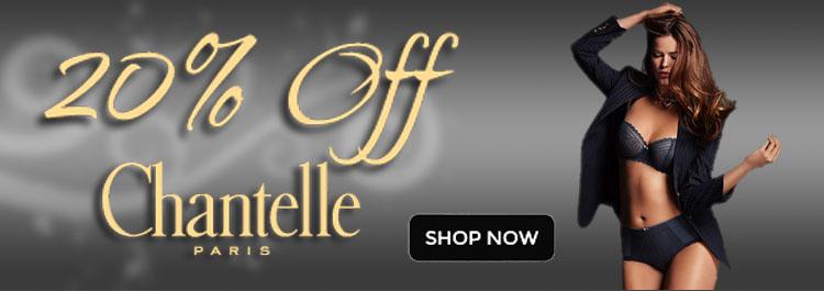 Chantelle Promotion