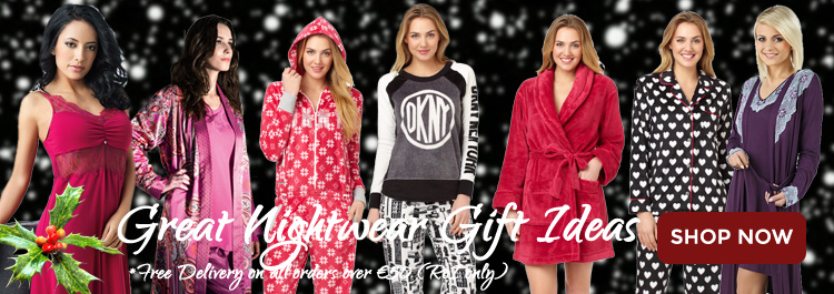 Christmas 2014 Nightwear Banner