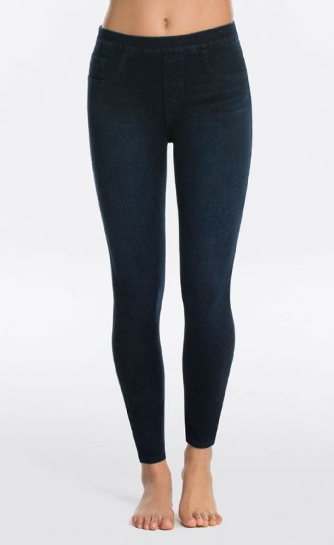 Jeanish Denim Ankle Leggings 20018R