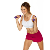 Active D+ Classic Support Non-Wired Sports Bra S109