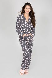 95a067ca6236a Love is Sweet Flannel PJ Set